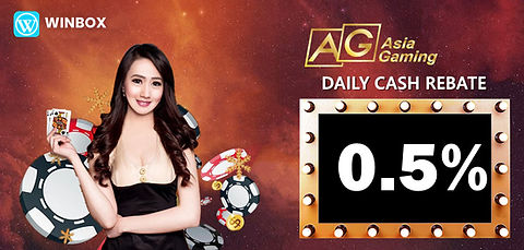 WINBOX Casino Malaysia | Casino | AG Gaming