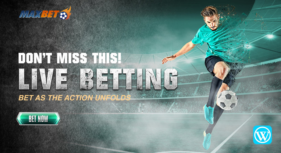 MAXBET Online Sports Bettings by Winbox