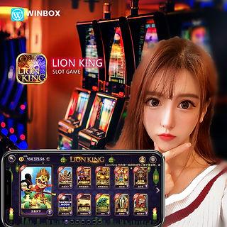 WINBOX Casino Malaysia  Slots Game   Lion King