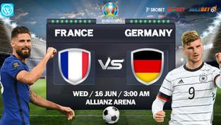 UEFA 2020 Tonight France VS Germany