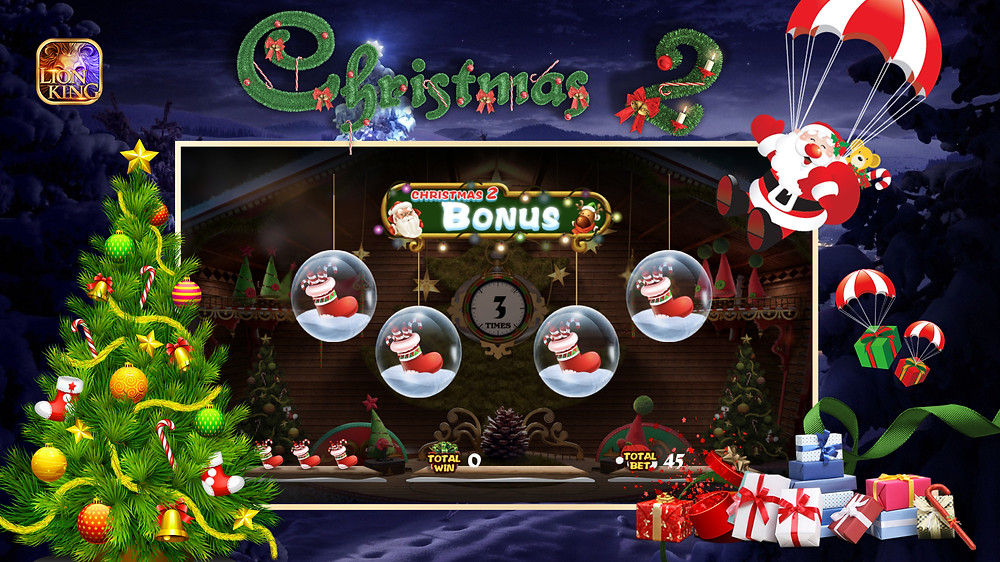 WINBOX Lion King New games Christmas 2
