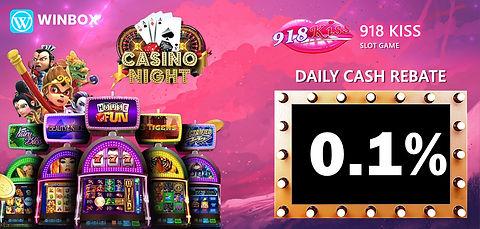 WINBOX Casino Malaysia | Slots Game | 918Kiss