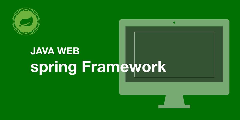 「線上課程」- Tibame - Java Web Spring Framework