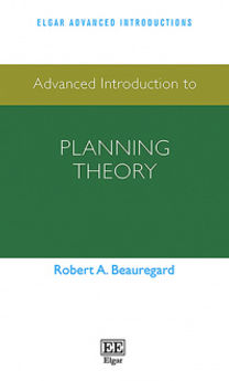 Advanced Intro to PLANNING THEORY