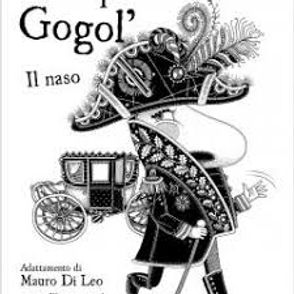 MY FIRST GOGOL': The Nose
