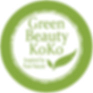 GreenBeautyKoKo-CMYK-30mmStricker, 93315