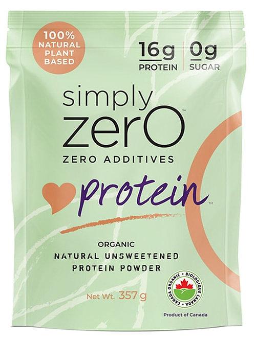 Simply Zero無添加有機植物蛋白素