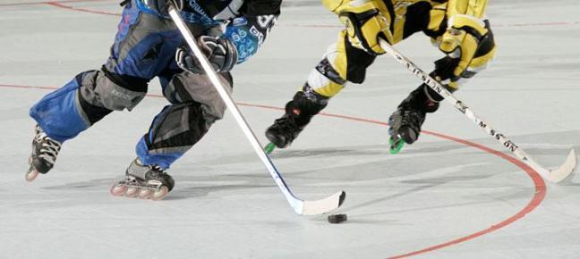 hockey En Linea y Hielo