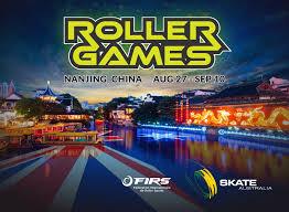 2017 World Roller Games in Nanjing - China -