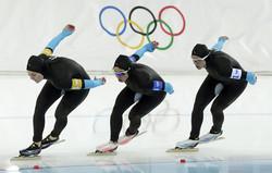 patinaje de velocidad