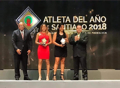 Atleta de patinaje 2018 Santiago