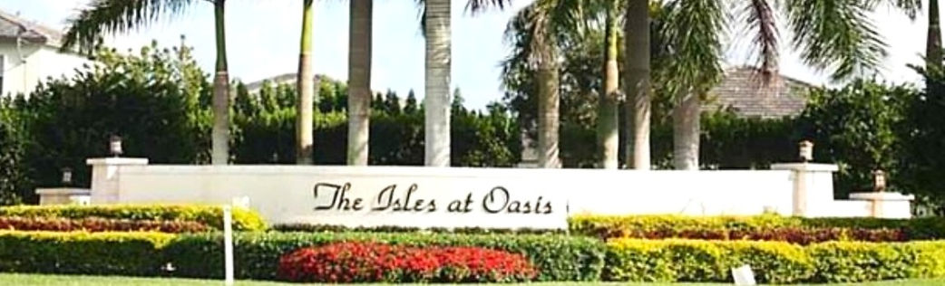 Isles of Oasis entry feature