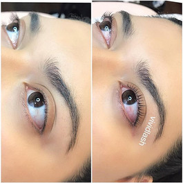Brighten your day and eyes with a lash l