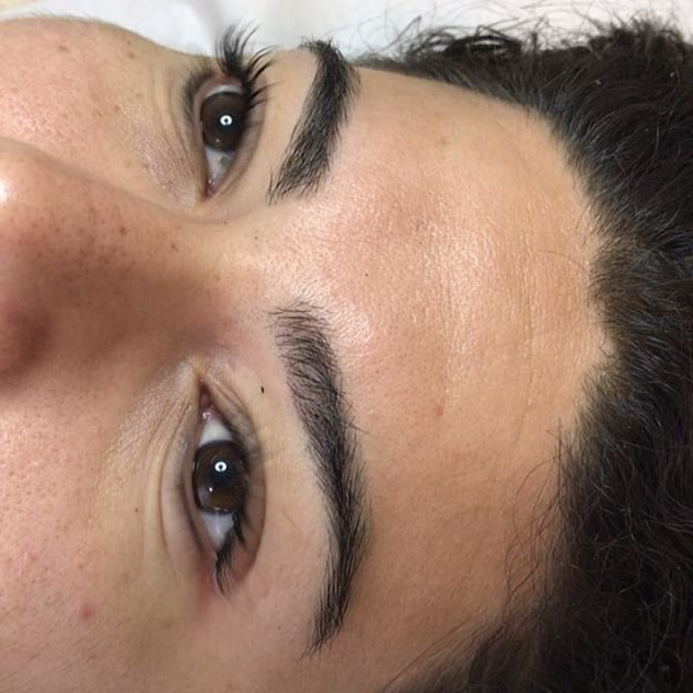 Eyelash lift before and after video  so