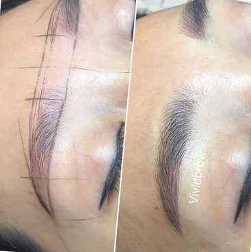 Isn't it incredible how microblading can