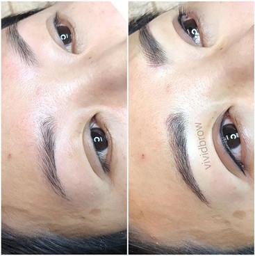 Eyebrow and eyeliner enhancement_—_▪️Sem