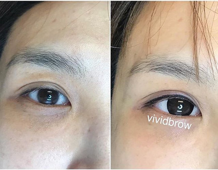 Eyeliner tattoo is perfect for anyone wh