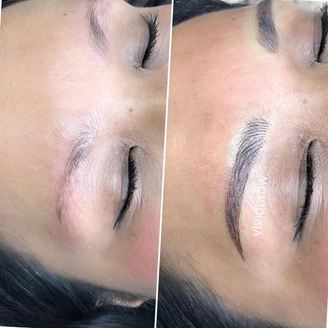 Microblading is a great method if you wa