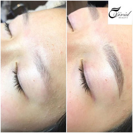 Enhance your brows in the most natural w