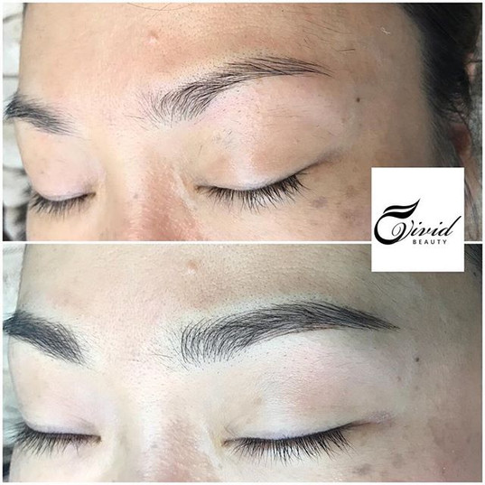 New shape and tail longer  #brows#browso