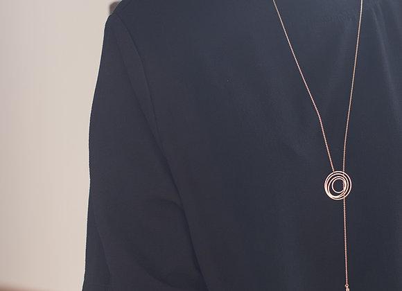 Sautoir Cravate Tourbillon