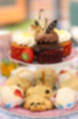 enjoy afternoon tea at Angel Delights Tearoom Hadleigh