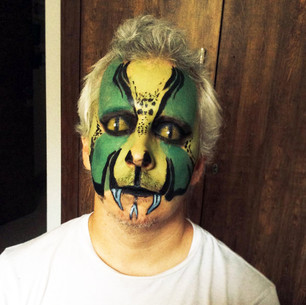 Face Paint - Snake