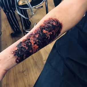 SFX Burn