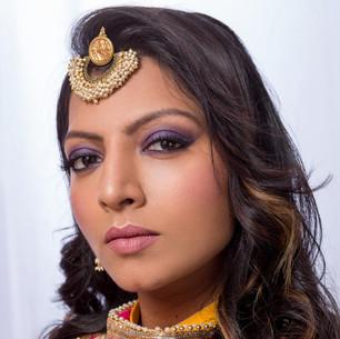 Wedding/Festive makeup