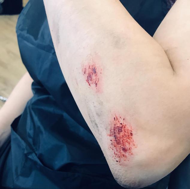 SFX Wounds