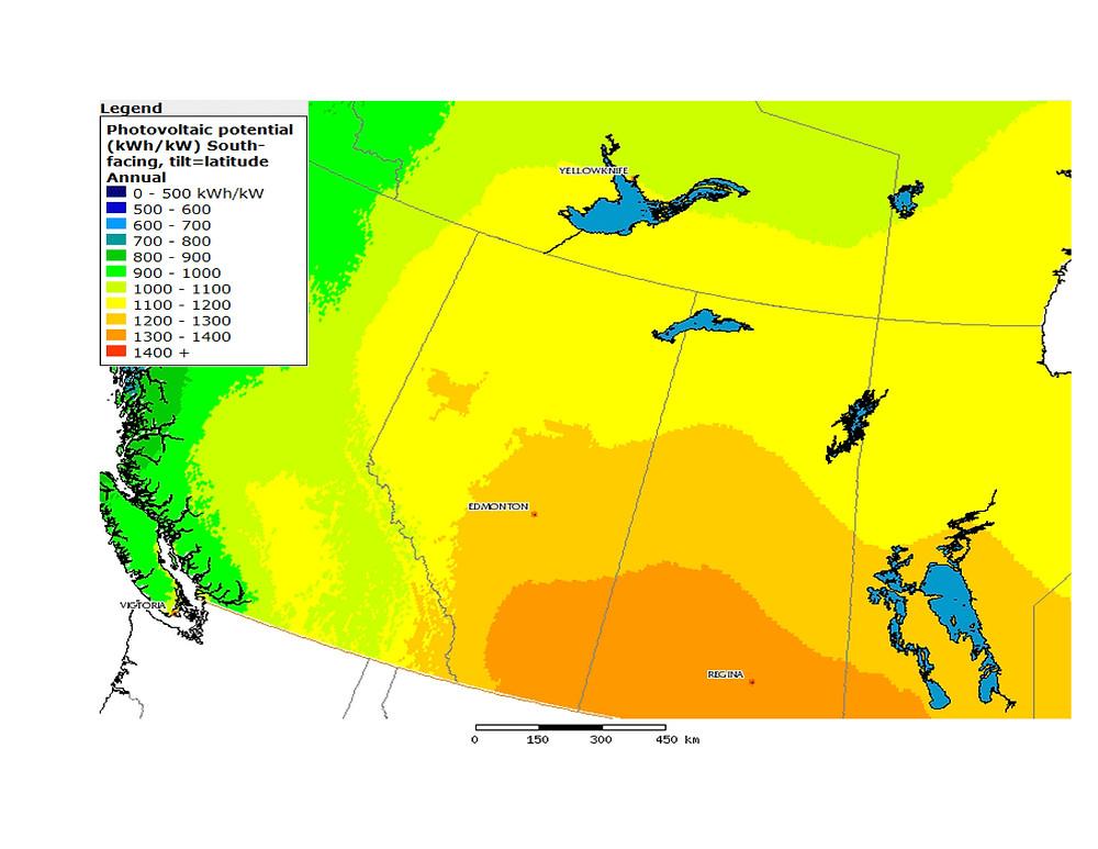 Solar In Regina