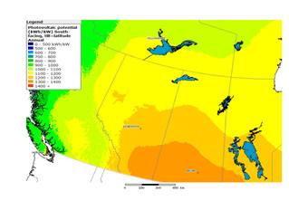 Solar Panels In Regina and Area - #1 for Sunlight Hrs in Canada!