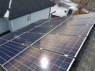 Solar in Regina - A Customers experience with Advanced Energy Inc.