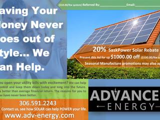 2017 Solar Promotions!