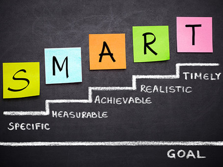 Goal Setting- How SMART are you?