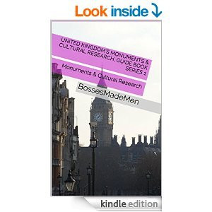 United Kingdom's Monuments & Cultural Research, Guide Book series 1