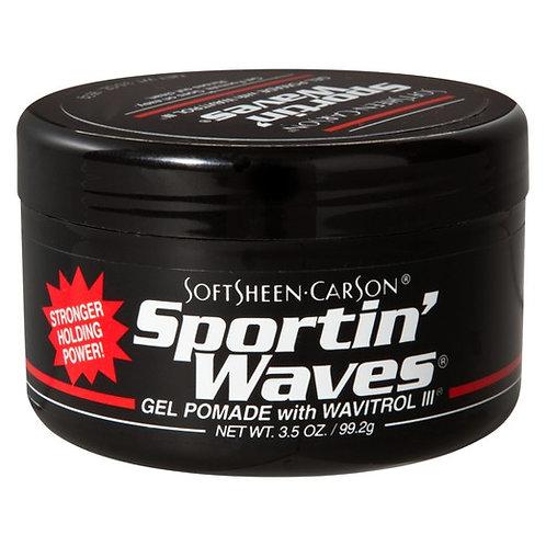Soft Sheen Carson Sportin' Waves Pomade – Regular