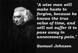 Samuel Johnson – Guidance and the motivational life 2019