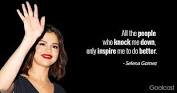 Selena Gomez QOUTE