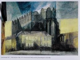 Lyonel Feininger – fascinated attention – artist bio