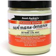 Aunt Jackie's Curl Mane-tenance – Defining Curl Whip