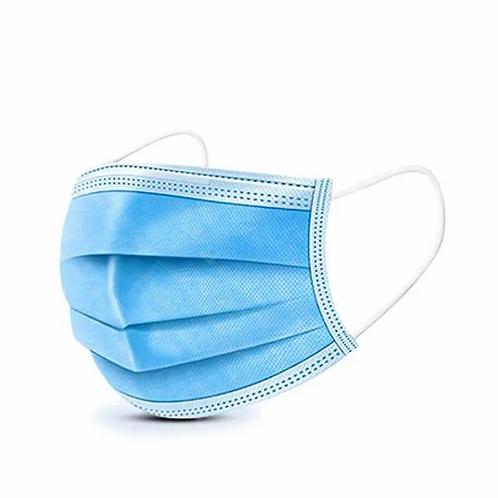 Disposal Blue Face Masks (5 Pack)