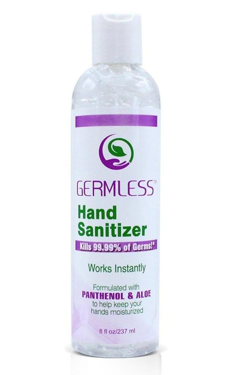 Germless Hand Sanitizer 8oz