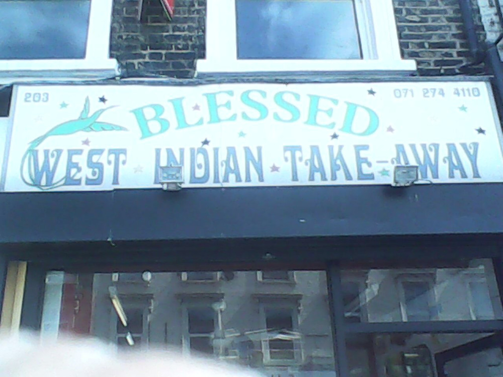 BMM PROMO {Blessed restaurant}