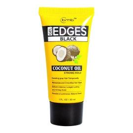 BMB Coconut Oil Gel Edges Black