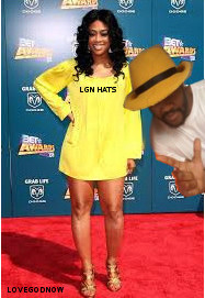 LGN HAT
