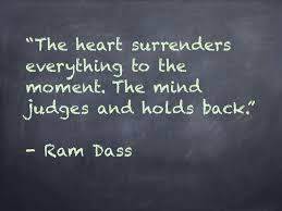 Ram Dass Shares the Antidote to Fear, motivational bio