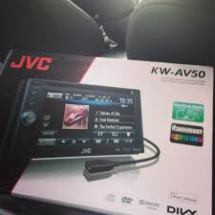 JVC KW AV50 22