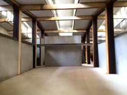 Пространство зала: модель