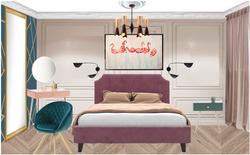 Спальня, концепция